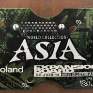 Roland SR-JV80-14 ASIA WORLD EXPANSION card