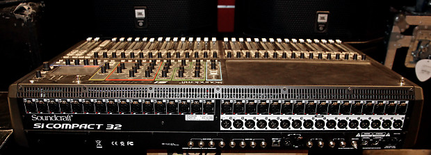 soundcraft si compact 32 manual