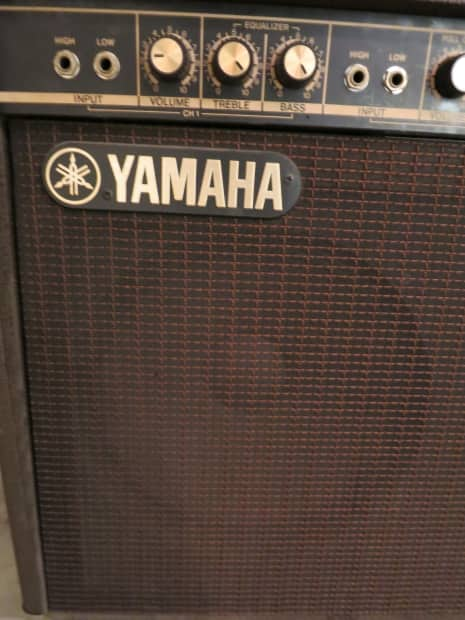 Vintage 1980s yamaha amplifier solid state jx series for Yamaha thr10x specs