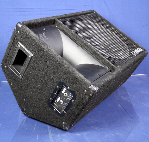 Yamaha Club Series Sm12 Iii Monitor Speaker Reverb