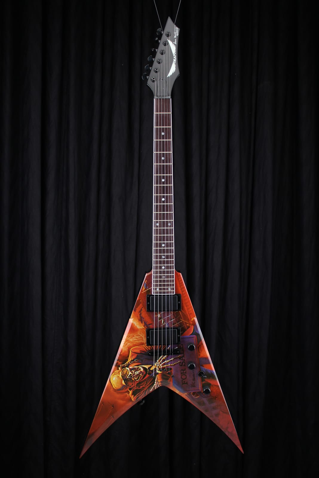dean dave mustaine vmnt peace sells electric guitar sale reverb. Black Bedroom Furniture Sets. Home Design Ideas