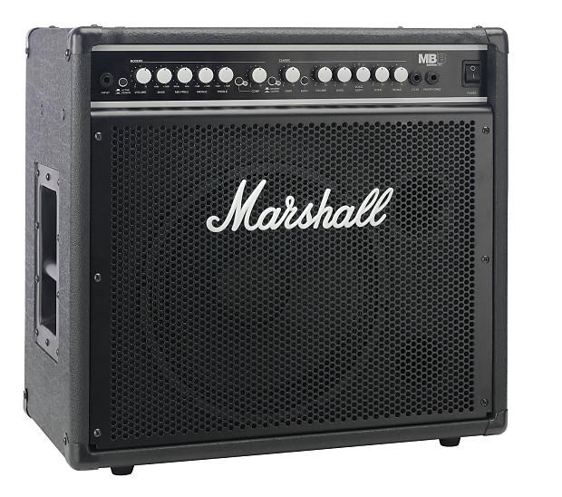 marshall mb60 60w 1x12 hybrid bass combo amp reverb. Black Bedroom Furniture Sets. Home Design Ideas