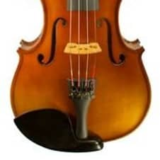 CR-264 Fully Carved Full Size Violin Outfit image