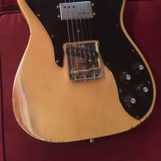 1976 Fender Telecaster Custom - Blonde image