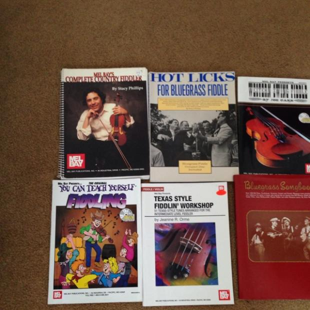Roseville Auto Sales >> Fiddle Books DVDs Bluegrass Instructional Collection | Reverb