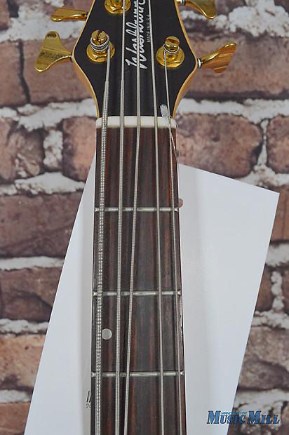 washburn usa xb900 bantam bass 5 string reverb. Black Bedroom Furniture Sets. Home Design Ideas