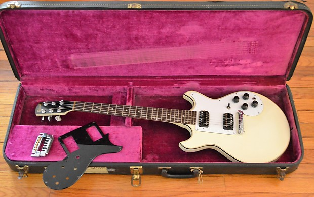 gibson melody maker 1965 owned and moded by joan jett t top reverb. Black Bedroom Furniture Sets. Home Design Ideas