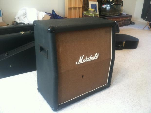 Marshall 1965a 4x10 Slant Cabinet Vinyl Cover Mars012 Ebay