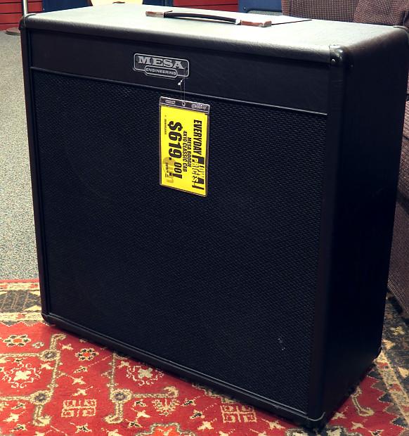 mesa boogie lone star 4x10 guitar cabinet w alnico jensen reverb. Black Bedroom Furniture Sets. Home Design Ideas