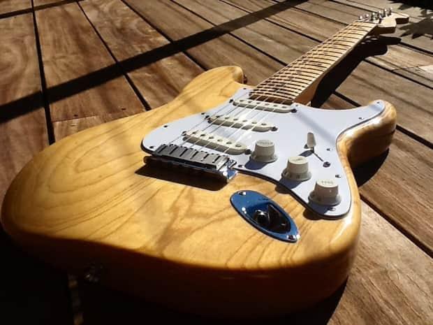 Fender 1997 Fender American Standard Stratocaster Reverb