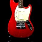 1965 Fender Mustang Dakota Red /w Original Case image