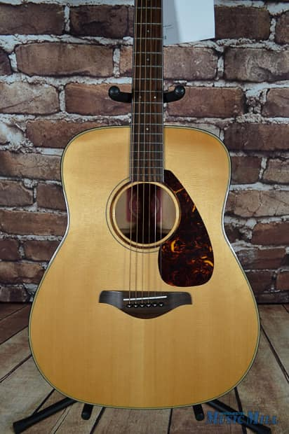 Yamaha fg750s acoustic guitar maple reverb for Yamaha fg830 specs