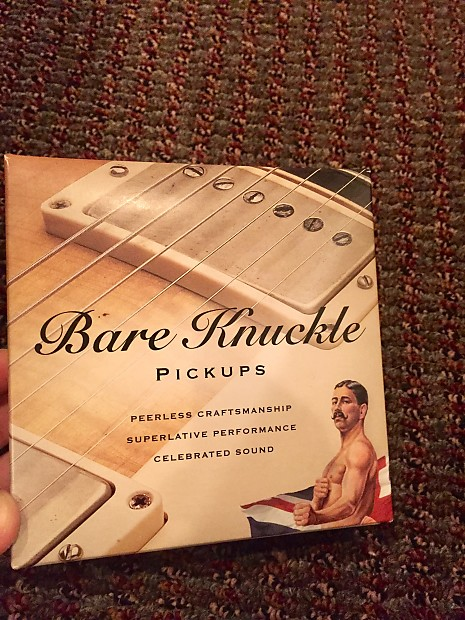 bare knuckle pickups rebel yell set reverb. Black Bedroom Furniture Sets. Home Design Ideas