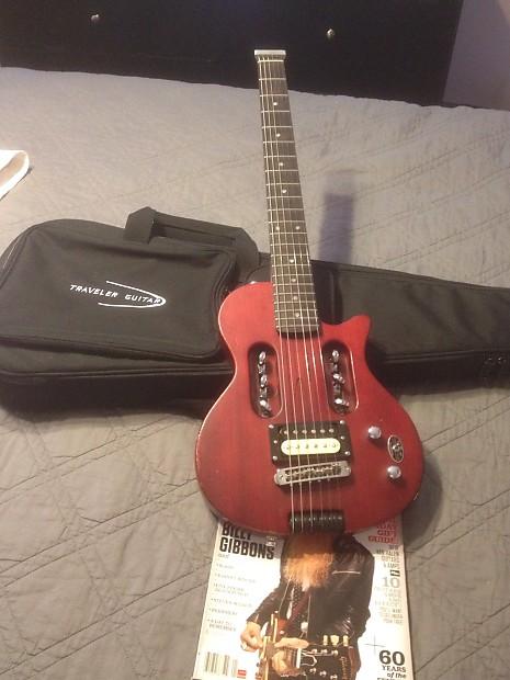 Traveler Eg 1 Electric Travel Guitar Reverb