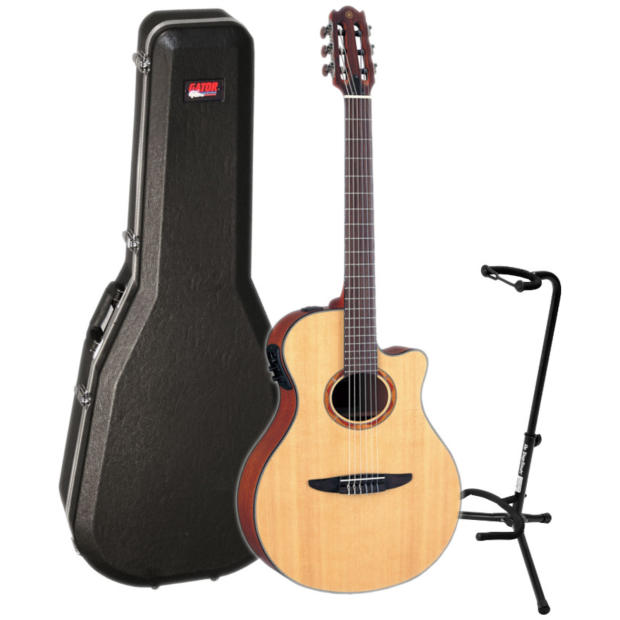 yamaha ntx700 ntx acoustic electric classical guitar bundle reverb. Black Bedroom Furniture Sets. Home Design Ideas
