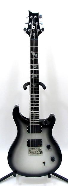 prs se paul allender ghost burst electric guitar with gig reverb. Black Bedroom Furniture Sets. Home Design Ideas