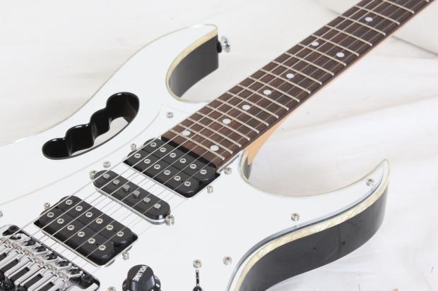 2006 ibanez jem 77 brmr steve vai bad horsie mirror guitar w case reverb. Black Bedroom Furniture Sets. Home Design Ideas