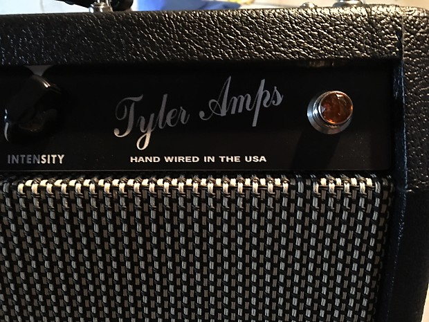 Tyler amps pt 14 jt 14 2016 black reverb for Fast cash motors tyler tx