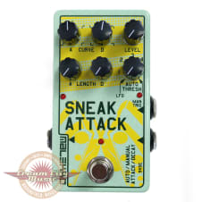 Brand New Malekko Heavy Industry Sneak Attack Attack/Decay Evenlope Generator Guitar Effects Pedal image