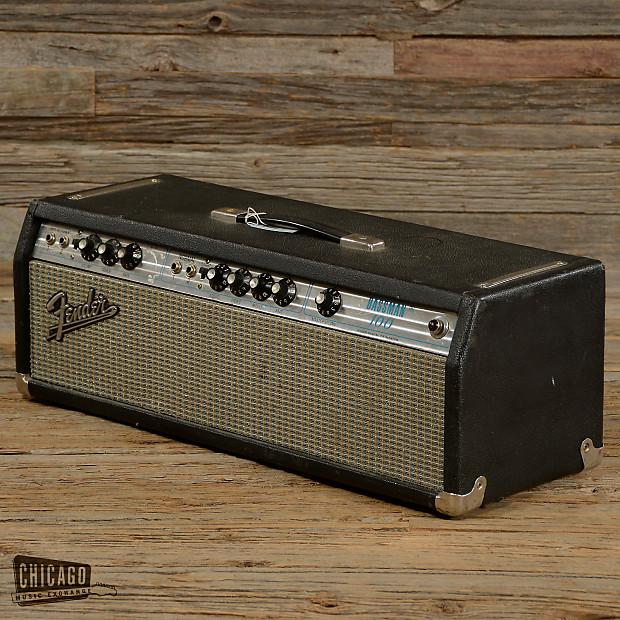 fender bassman 100 1972 s594 reverb. Black Bedroom Furniture Sets. Home Design Ideas