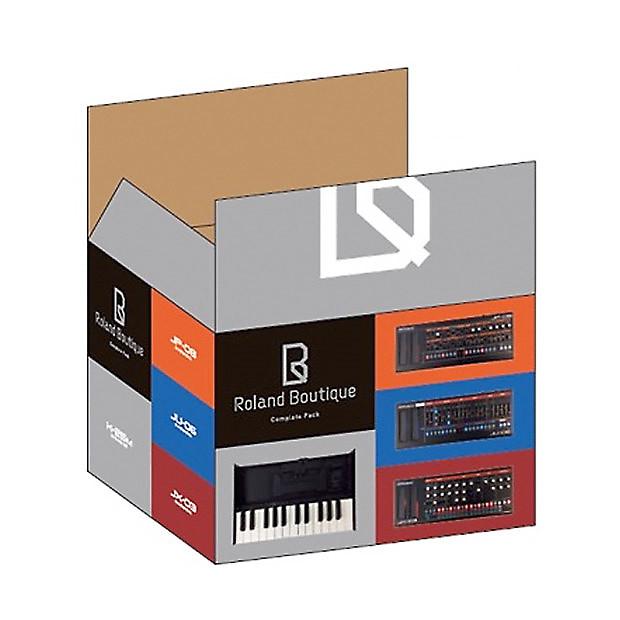 roland boutique jp 08 jx 03 ju 06 k 25m bundle get all 4 reverb. Black Bedroom Furniture Sets. Home Design Ideas