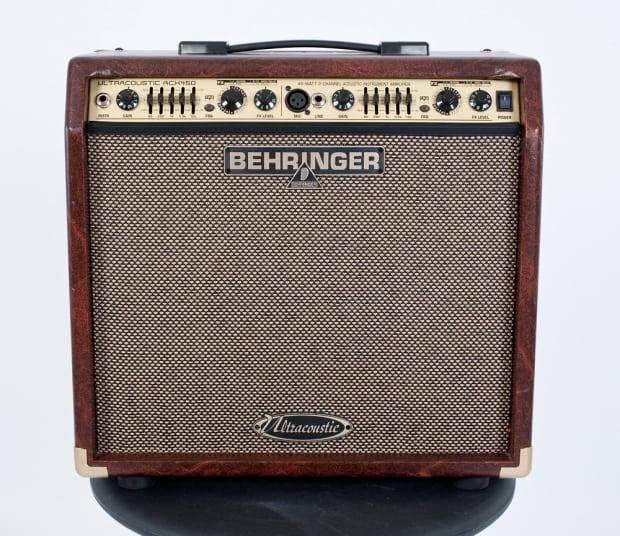 berhinger ultracoustic acx450 2011 guitar amp reverb. Black Bedroom Furniture Sets. Home Design Ideas