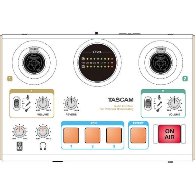TASCAM US-42