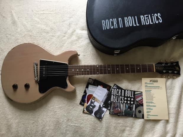 Rock n roll relics thunders les paul junior reverb - Rock n roll mobel ...