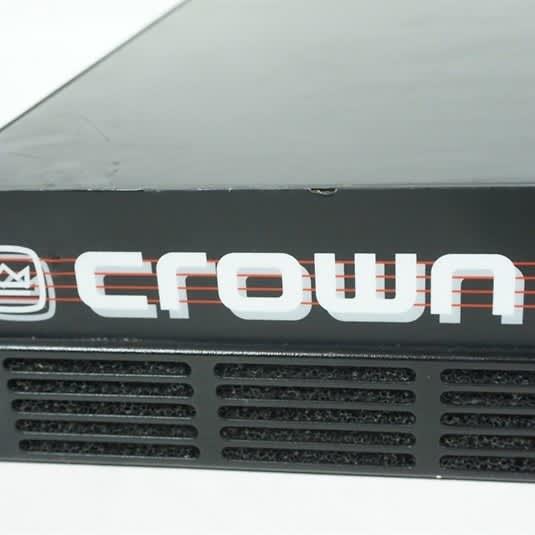 used crown powerbase 3 power amp 250 watts reverb. Black Bedroom Furniture Sets. Home Design Ideas