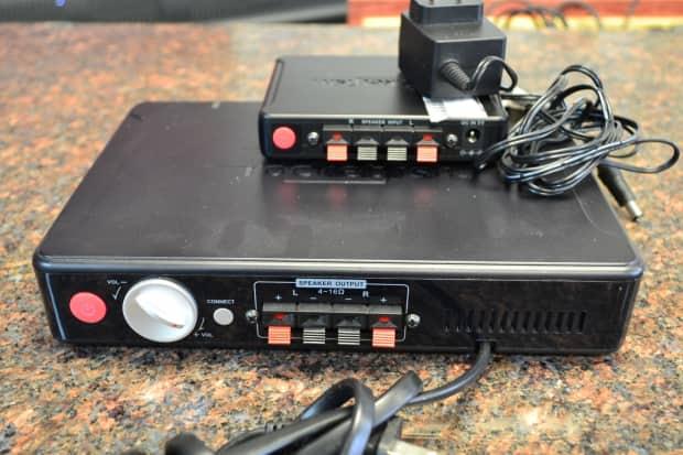 rocketfish wireless speaker kit review