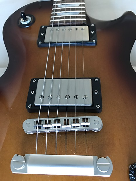 gibson les paul studio desert burst with jimmy page wiring. Black Bedroom Furniture Sets. Home Design Ideas