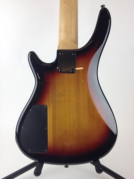 stellar 5 string bass guitar tobacco sunburst reverb. Black Bedroom Furniture Sets. Home Design Ideas