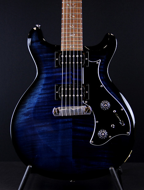 Maple Hill Auto >> Paul Reed Smith PRS Mira Maple Top Whale Blue W/Birds With | Reverb