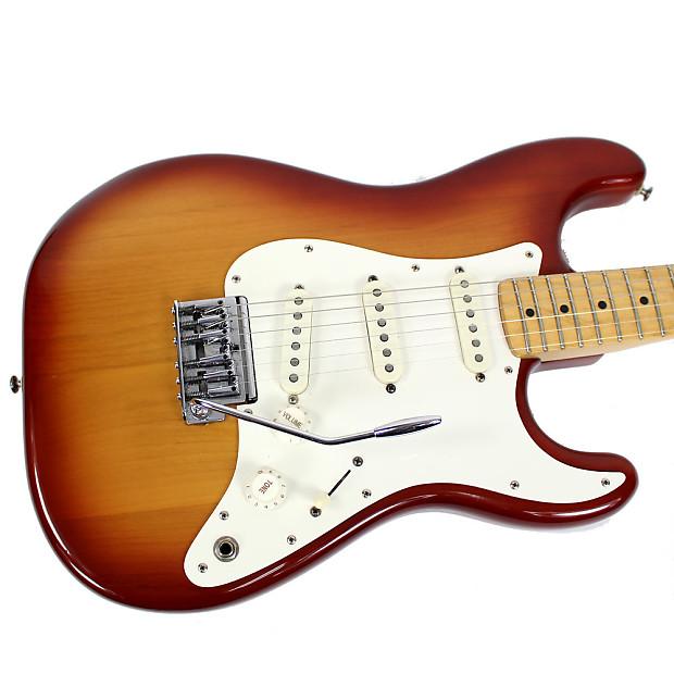 Vintage 1984 Fender Usa Made American Standard