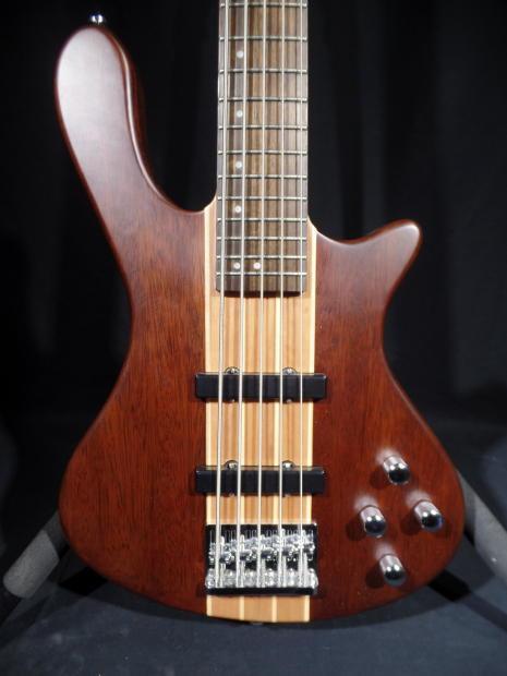 washburn t25nmk tarus 5 string neck through bass guitar gig bag 2378 reverb. Black Bedroom Furniture Sets. Home Design Ideas