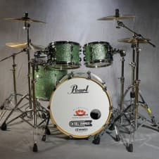 Pearl Drums Masters Maple Complete 4-Piece Kit-C348 as seen at Summerfest 2016 image