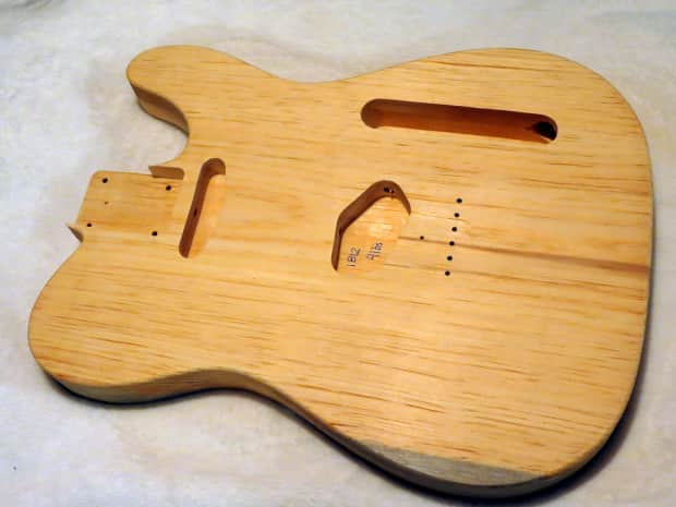 1 piece aged pine telecaster tele body 4lbs standard reverb. Black Bedroom Furniture Sets. Home Design Ideas