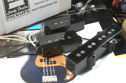 lindy fralin split coil pickup set for fender pj precison jazz bass with 10 bridge pickup reverb. Black Bedroom Furniture Sets. Home Design Ideas