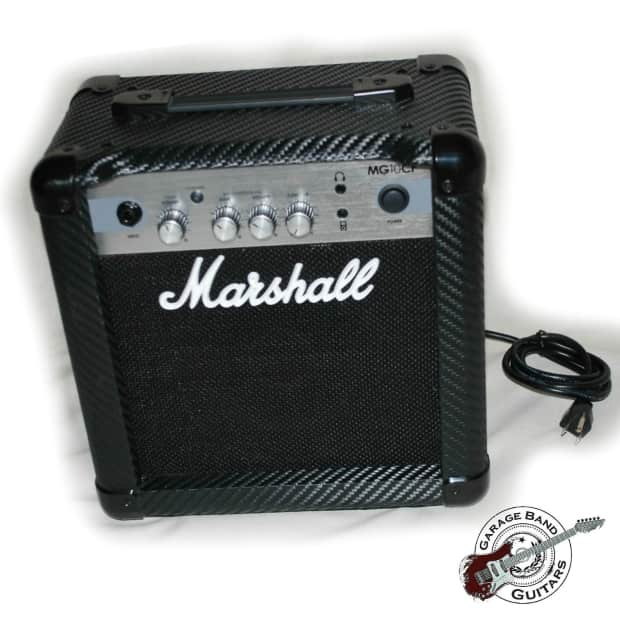 marshall mg10cf practice amplifier reverb. Black Bedroom Furniture Sets. Home Design Ideas