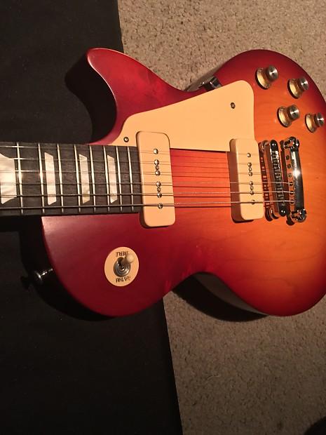 2011 Gibson Les Paul Studio 60's Tribute Honey Burst | Reverb