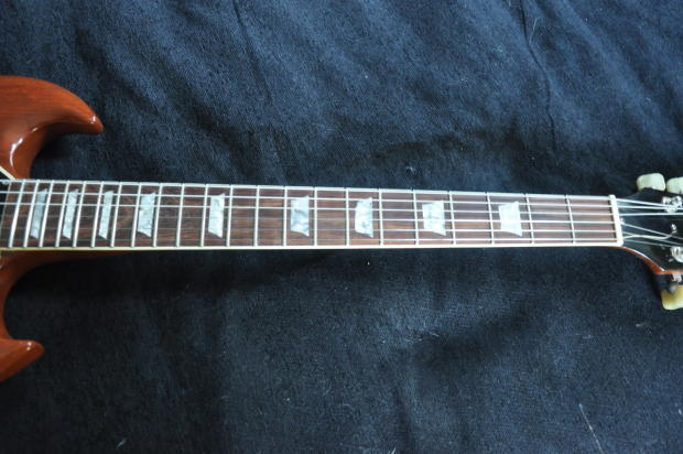 sold 1969 gibson sg standard refinish sold the gear page
