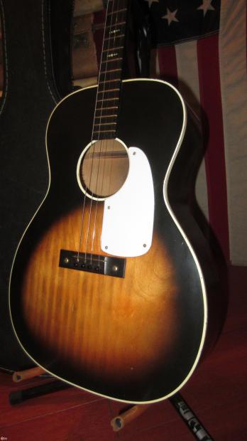 circa 1964 harmony stella small bodied tenor acoustic guitar reverb. Black Bedroom Furniture Sets. Home Design Ideas