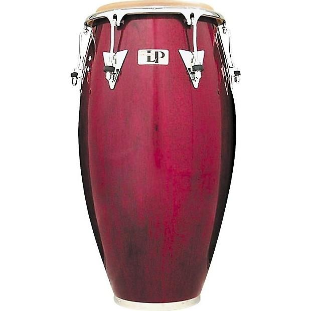 lp latin percussion classic 11 3 4 conga drum red wine reverb. Black Bedroom Furniture Sets. Home Design Ideas