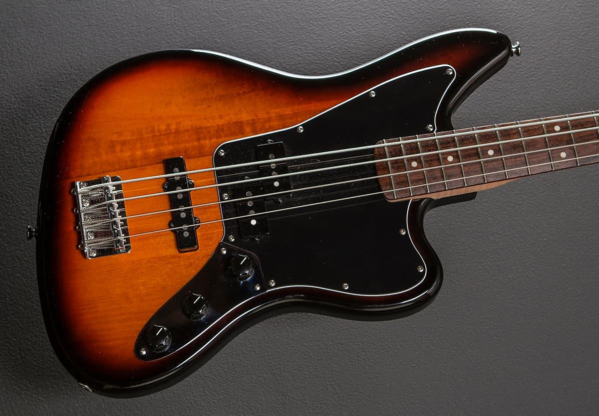 squier vintage modified jaguar special bass 2015 3 color. Black Bedroom Furniture Sets. Home Design Ideas