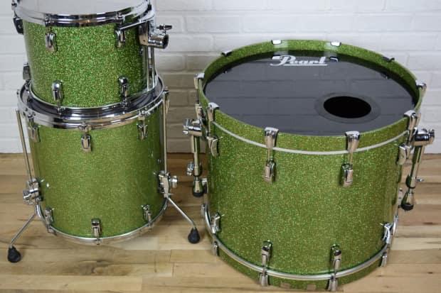 pearl reference drum set kit near mint 24 kick used drums reverb. Black Bedroom Furniture Sets. Home Design Ideas