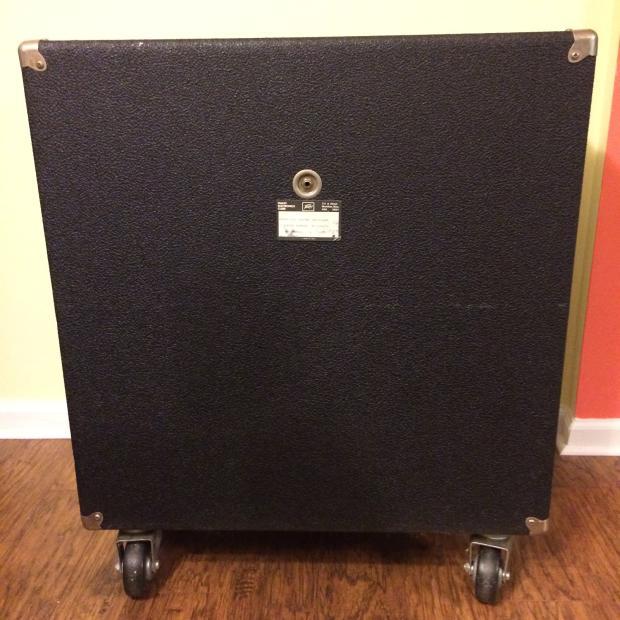 Guitar Wiring On Wiring A 4 X 12 Speaker Cabinet