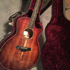 Taylor K24ce - Barely Touched, Mint condition. image