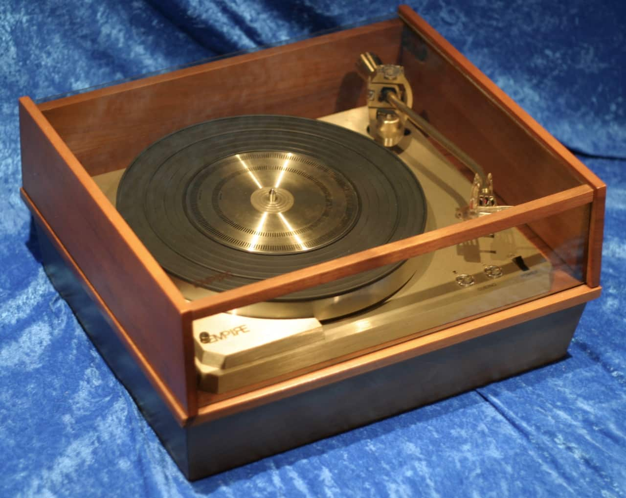 Empire 698 turntable Manual