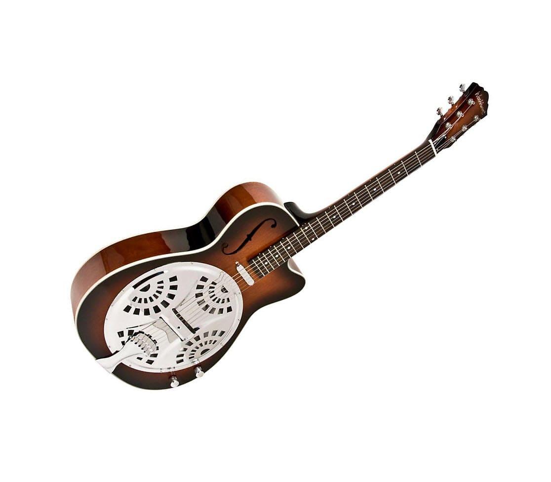 washburn washburn acoustic electric resonator guitar r15rce reverb. Black Bedroom Furniture Sets. Home Design Ideas