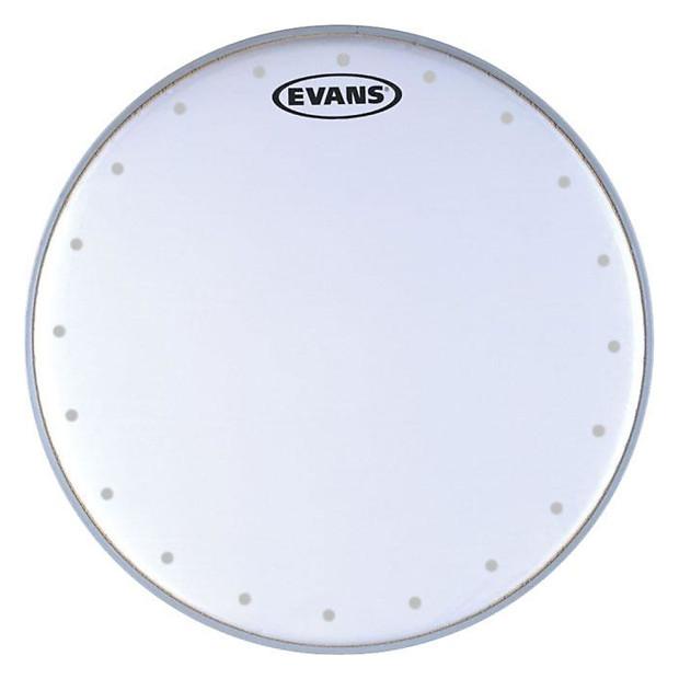 evans st dry 14 coated snare drum head reverb. Black Bedroom Furniture Sets. Home Design Ideas